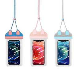 스마트폰 방수팩 핑크 USAMS