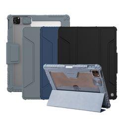 닐킨 아이패드 프로5 4 카메라 쉴드 범퍼 하드 케이스