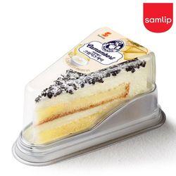 냉동 마메이드 까망베르크림치즈 조각케익 3개
