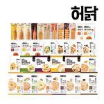 [특가] 허닭 닭가슴살/소시지/볶음밥/스테이크 890원~골라담기