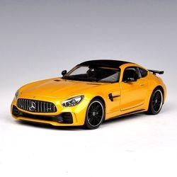 웰리1:24 메르세데스 벤츠 AMG GT R (24081Y)
