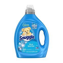 Snuggle 스너글 울트라 액상 섬유유연제 블루 스파클 3.54L