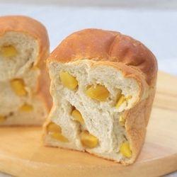 [무료배송] 밤쌀식빵(2개) 고소한 밤이 듬뿍 속편한 비건 쌀빵