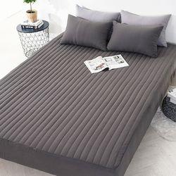 [국내생산]누빔 매트리스 커버 침대 패드 방수커버 4 SIZE