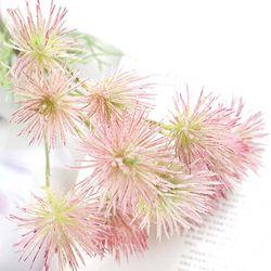 Flower Albizia 가지 조화 핑크 67x20cm CH1701405