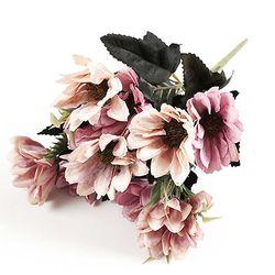 Flower 멈 부쉬 조화 3color 28x17cm CH1696830