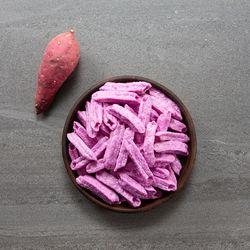 글루텐프리 비건 스낵 신상과자 순감자 달콤한 자색고구마맛
