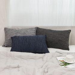 와일드 항균 꿀잠 낮잠 숙면 베게 베개 솜포함 40x60