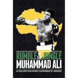 PP34778 무하마드 알리 - Rumble in the Jungle(61x91) 포스터