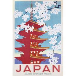 PP30141 일본 철도 관광 홍보 (61x91) 포스터