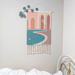 테피스트리 태피스트리 거실 벽면인테리어 벽장식 벽꾸미기