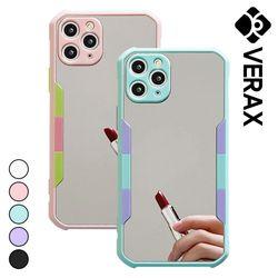 아이폰11PROMAX 프로맥스 컬러라인 하드 케이스 P607