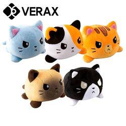 양면 고양이 인형 감정 표현 키덜트 K002