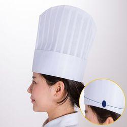 주방 요리 조리 두건 일회용 부직포 위생모 제빵 모자