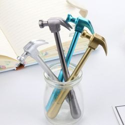 망치모양 펜 사무용품 문구 볼펜