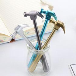 열쇠모양 펜 사무용품 문구 볼펜
