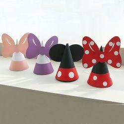 생일 고깔 꼬깔 모자 DIY 만들기 4종