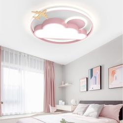 에어플레인 방등(LED) 키즈 카페 인테리어 조명