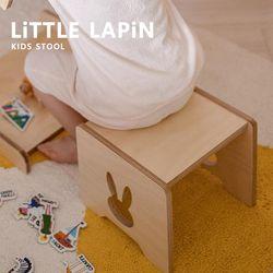 리틀라핀 스툴 유아 아기 어린이 가구 자작나무 원목 의자