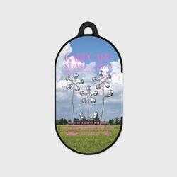 STEEL FLOWER-PINK(버즈-하드)