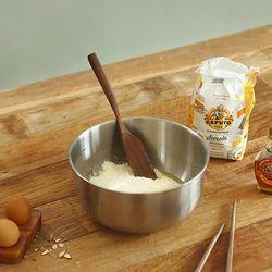 월넛 우드 버터 잼 나이프 2종 세트