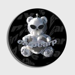 SPACE NIGHT STEEL BEAR-BLACK(스마트톡)