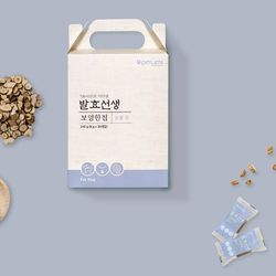 강아지 눈물영양제 발효선생 보양한첩 240g 애견간식