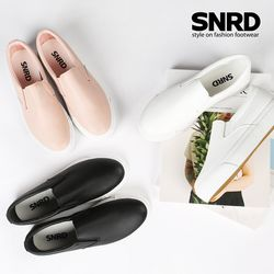 SNRD 남녀공용 사계절 신발 슬립온 키높이 SN184