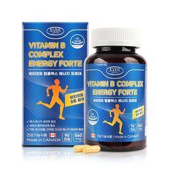[무료배송] [에버그린] 비타민B 컴플렉스 에너지 포르테 (560mg90캡슐)
