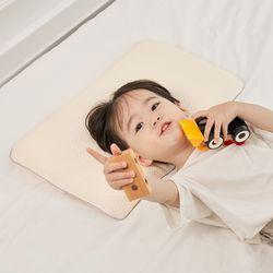 유아 클래식 베개 아기 두상 키즈 아동 낮은 어린이집베개