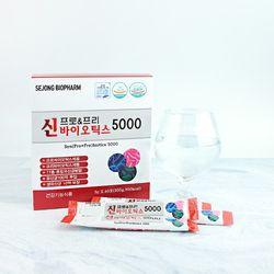 [에버그린] 신프로앤프리바이오틱스5000 (5g60포)