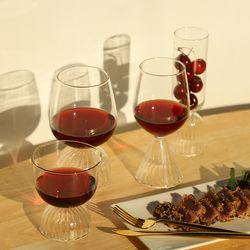 벨 와인잔 390ml