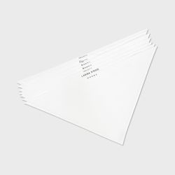 케이블랑 뷰티샵 시술 촬영용 페이스천 2장 set (2colors)