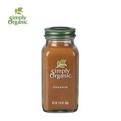 Simply Organic 심플리올가닉 시나몬 파우더