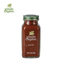 Simply Organic 심플리올가닉 파프리카 파우더