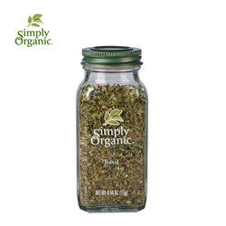 Simply Organic 심플리올가닉 바질