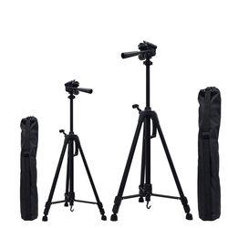 전문가용 DLSR 카메라 삼각대 스마트폰 호환 1.4m 1.7m 2종