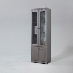 리아프 유리 도어 장식장 1800 (착불)