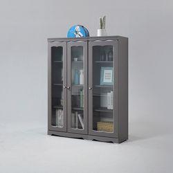 리아프 유리 도어 장식장 세트 1300 (착불)