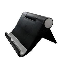 블랙 스마트폰 태블릿 거치대 핸드폰 휴대용 받침대