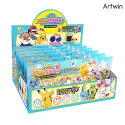 15000 포켓몬스터W 스탬프 도장 놀이세트 BOX(6)