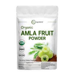 Micro Ingredients 암라 AMLA 가루분말 454g