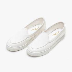 홍석천 신발 My_life White Canvas