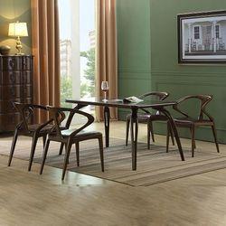 벨쥬아 원목 주방 테이블 의자 4인 식탁세트