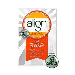 Align 프로바이오틱스 유산균 63캡슐