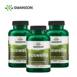 Swanson 스완슨 보스웰리아 400mg 100캡슐 3ea