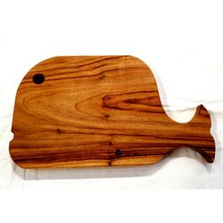 에이스우드 친환경 수제 향균 고급 캄포도마 고래