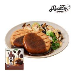 [무료배송] 소스 닭가슴살 스테이크 흑마늘 150gx10팩(1.5kg)