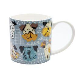 머틀리크루 강아지 머그 컵