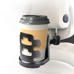 파보니 크기조절 헤드레스트 컵홀더 뒷좌석 음료 커피